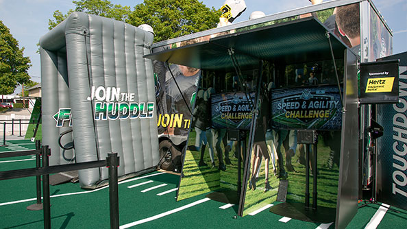 NFL Join The Huddle Tour